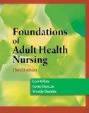 Foundations of Adult Health Nursing (Book Only)