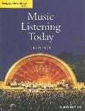 Cengage Advantage Books: Music Listening Today