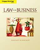 Bundle: Cengage Advantage Books: Law for Business, 17th + WebTutor™ ToolBox for Blackboard P...