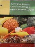 Nutritional Sciences: From Fundamentals to Food 2e with Diet Analysis (Cornell University)
