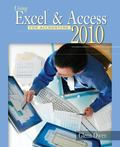 Using Excel & Access for Accounting 2010 (with Student Data CD-ROM)