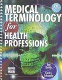 Medical Terminology for Health Professions (with Studyware CD-ROM) (Flexible Solutions - You...