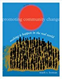 Bundle: Promoting Community Change: Making it Happen in the Real World, 5th + WebTutor(TM) T...