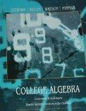 COLLEGE ALGEBRA Concepts & Contexts for South Seattle Community College
