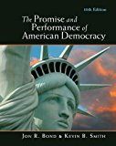 Bundle: Promise and Performance of American Democracy, 10th + CourseReader Printed Access Ca...