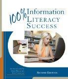 Bundle: 100% Information Literacy Success, 2nd + WebTutor(TM) ToolBox for Blackboard Printed...