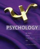 Bundle: Psychology, 9th + CengageNow with eBook, Psychology Resource Center, InfoTrac 1- Sem...