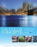 Bundle: Calculus Concepts: An Informal Approach to the Mathematics of Change, 5th + Enhanced...