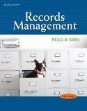 Bundle: Records Management, 9th + CourseMaster Cengage Learning eBook Printed Access Card