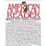 The American Reader Words That Moved A Nation