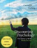 Cengage Advantage Books: Discovering Psychology: The Science of Mind, Briefer Version