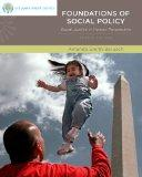 Bundle: Brooks/Cole Empowerment Series: Foundations of Social Policy: Social Justice in Huma...