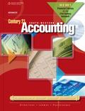 Century 21 Accounting: Advanced, 2012 Copyright Update