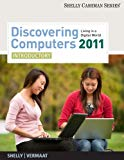 Bundle: Discovering Computers 2011: Introductory + WebTutor™ on Blackboard Printed Access Card