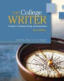 Bundle: The College Writer: A Guide to Thinking, Writing, and Researching, 4th + Enhanced In...