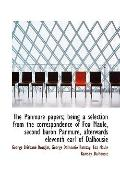 The Panmure papers; being a selection from the correspondence of Fox Maule, second baron Pan...