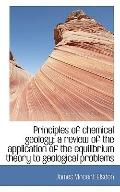 Principles of chemical geology; a review of the application of the equilibrium theory to geo...