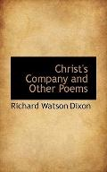Christ's Company and Other Poems