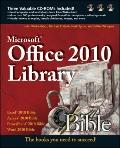 Office 2010 Library : Excel 2010 Bible, Access 2010 Bible, PowerPoint 2010 Bible, Word 2010 ...