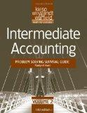 Intermediate Accounting, , Problem Solving Survival Guide (Volume 2)