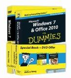Windows 7 & Office 2010 For Dummies - Portable Edition + Windows 7 For Dummies DVD - Book + ...