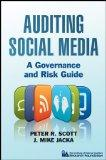 Auditing Social Media: A Governance and Risk Guide