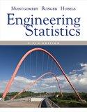 Engineering Statistics 5e + WileyPLUS Registration Card