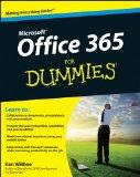 Office 365 For Dummies (For Dummies (Computer/Tech))