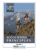Accounting Principles 10E Volume 2 for Suffolk County Cc