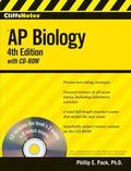 CliffsNotes AP Biology with CD-ROM
