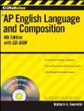 CliffsNotes AP English Language and Composition with CD-ROM, 4th Edition (Cliffs AP)