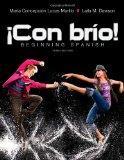 Con brio: Beginning Spanish (Spanish Edition)