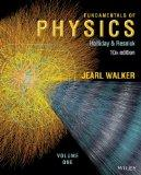Fundamentals of Physics, Volume 1 (Chapter 1 - 20)