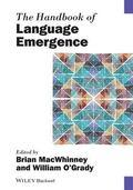 Handbook of Language Emergence