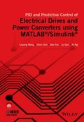Pid and Predictive Control of Electric Drives and Power Supplies Using Matlab/Simulink