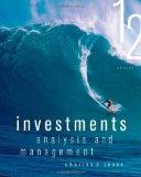 Investments: Analysis and Management
