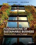 Foundations of Sustainability