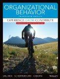 Aie Organizational Behavior * Experience Grow Contribute 13e