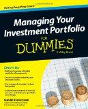 Managing Your Investment Portfolio For Dummies