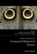 Wiley Handbook of Contextual Behavioral Science