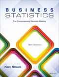 Business Statistics: For Contemporary Decision Making