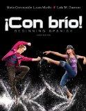 Con brio: Beginning Spanish 3e + WileyPLUS Registration Card
