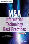 M&a Information Technology Best Practices