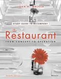 Restaurant: from Concept to Operation : Student Study Guide