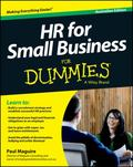 HR for Small Business for Dummies�