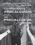 Precalculus Student Solutions Manual