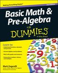 Basic Math and Pre-Algebra for Dummies®