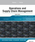 Operations Management : Creating Value along the Supply Chain, 8E International Student Version