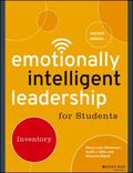 Emotionally Intelligent Leadership for Students : Inventory