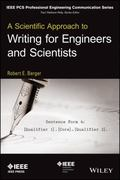 Scientific Approach to Writing for Engineers and Scientists